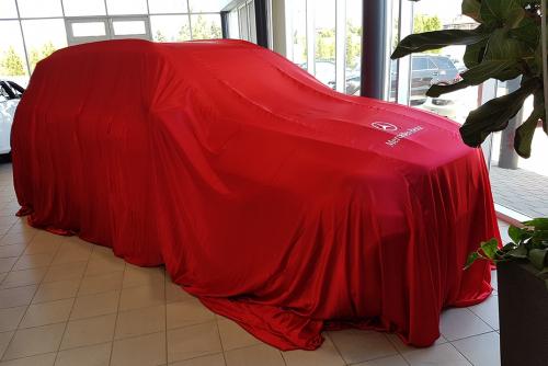 Avtäckningstäcke SUV - röd
