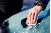 Isskrapa transparent frost, 1-tryckfärg, 1-sida