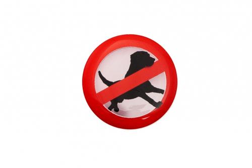 Domemärke Ej djur