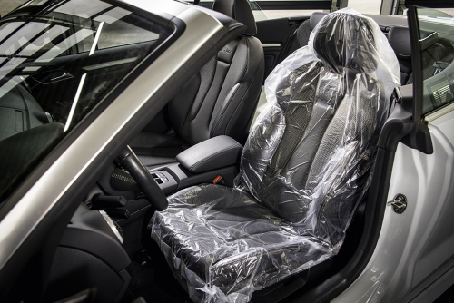 Sittskydd Optifit de luxe